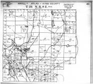 Township 24 N Range 8 E, King County 1912